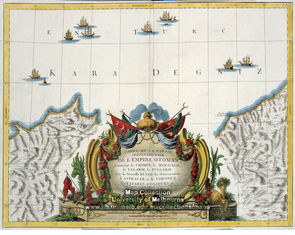 Historical map desktop wallpaper library map of the northern part of the ottoman empire 1777 gumiabroncs Gallery