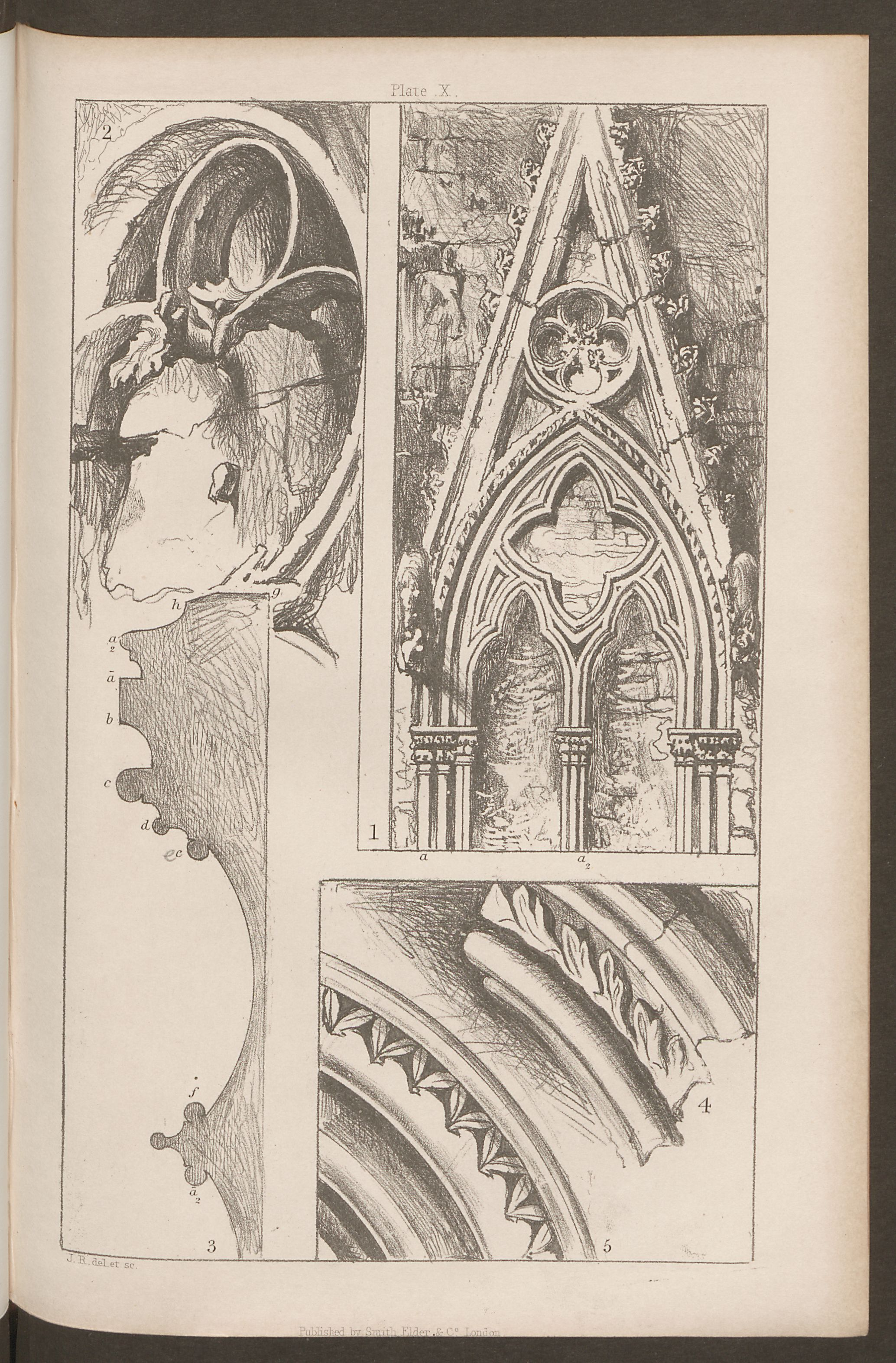 The seven lamps of architecture, by John Ruskin