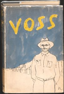 cover of Patrick White's Voss