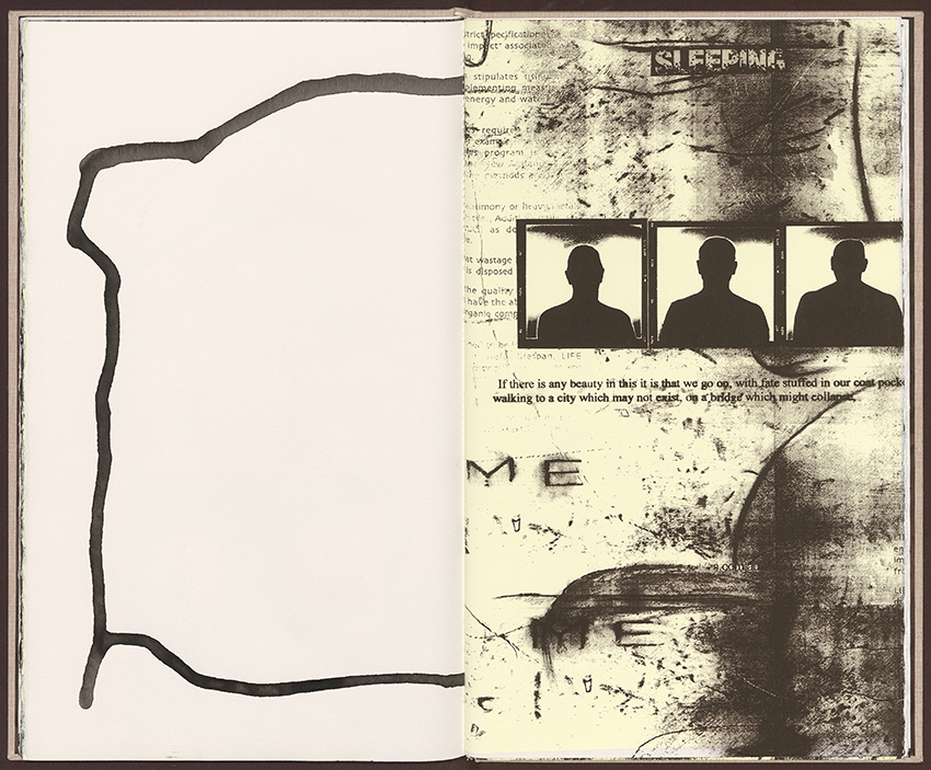 Robert Colvin (artist) Peter Lyssiotis (1949–) (artist, author) Theo Strasser (1956–) (artist) Remembrance Acrylic screen print and acrylic gouache illustrations. Melbourne: Masterthief, 2010