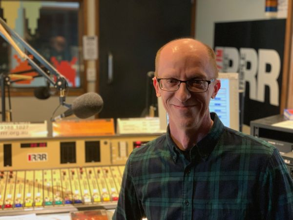 Shane Huntington (Broadcaster, 3RRR Science Radio Program)