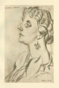 Giovanni Costetti, Donna Luisa, 1928