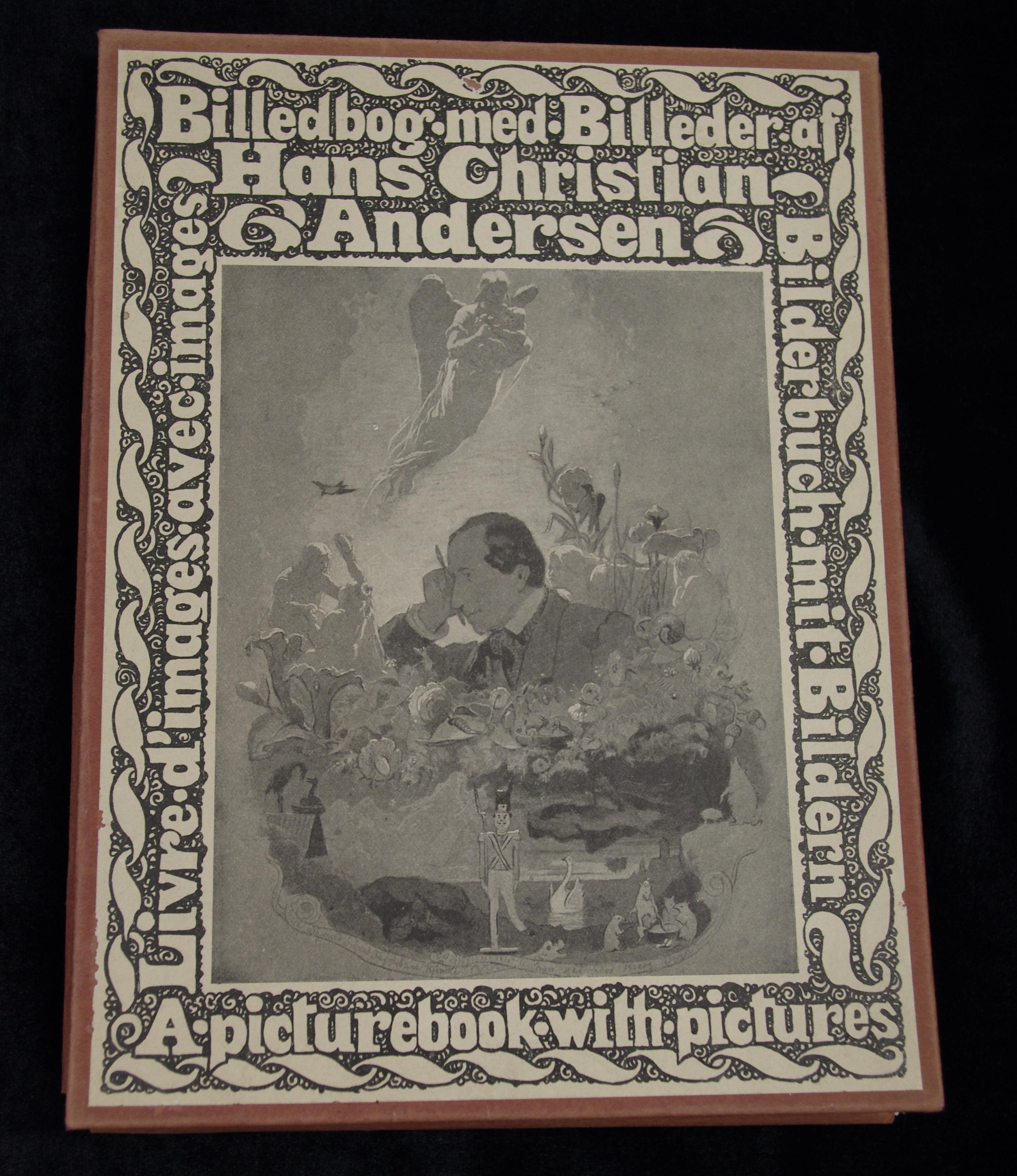 Billedbog med billeder af H.C. Andersen