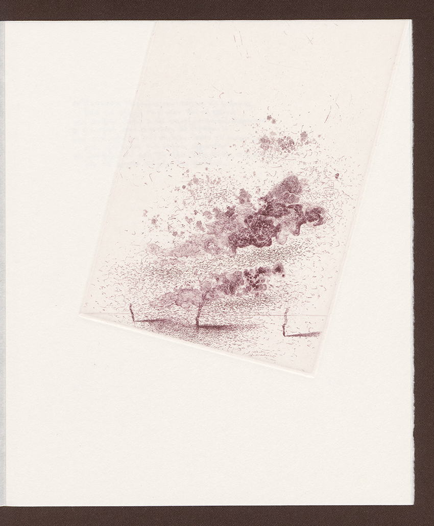 Petr Herel (1943–) (artist) Dimitris Tsaloumas (1921–) (author) The distant present: Three poems from the Book of Epigrams Etchings Melbourne: Australian Galleries, Uncollected Works Press, 2011