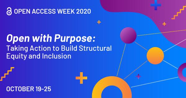 Open Access Week 2020 Poster