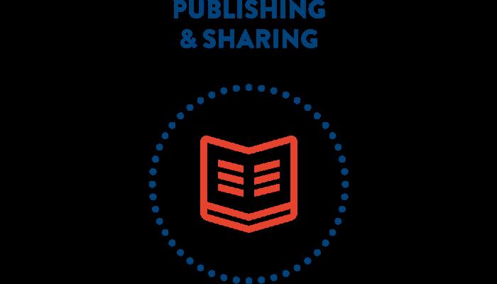 Publishing and sharing