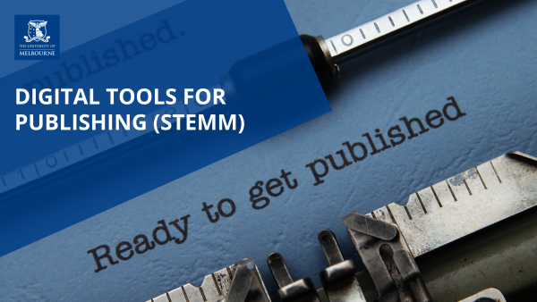 Image for Choosing where to publish: tips and tools (STEMM) (June)