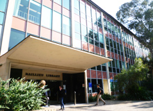 Library Room Bookings Unimelb