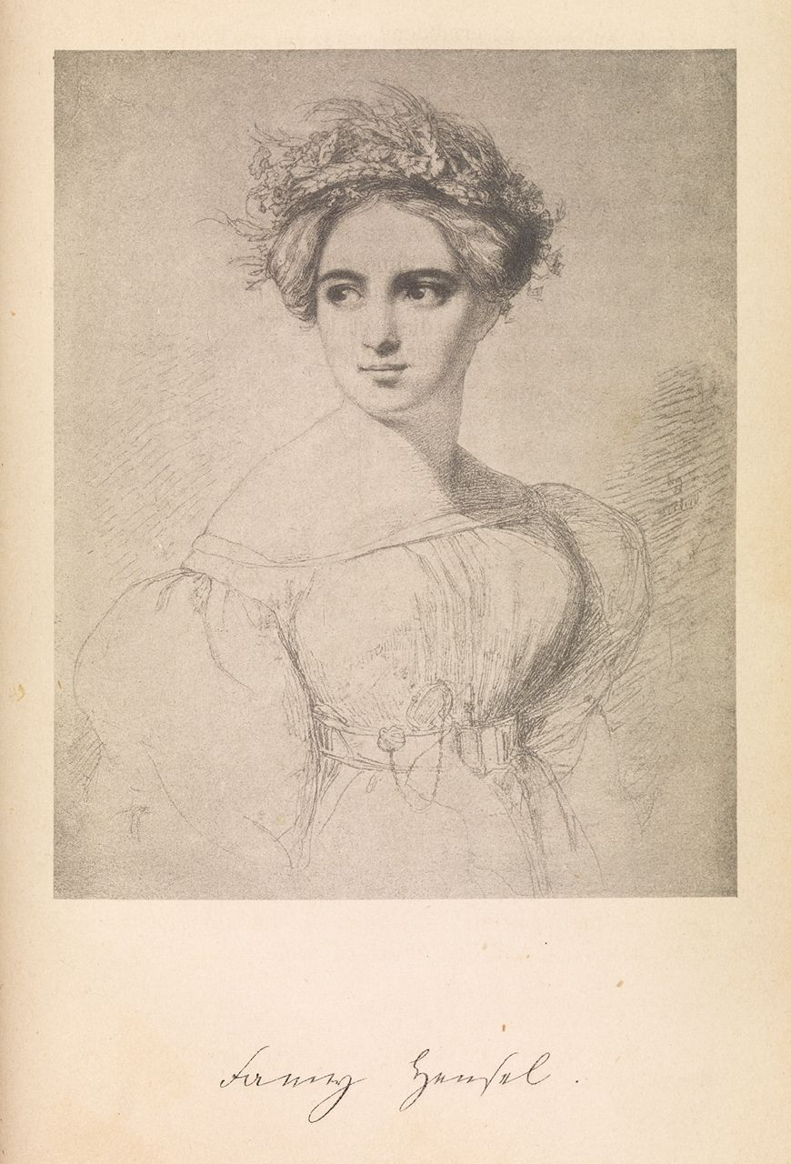 Die Familie Mendelssohn 1729–1847: Nach Briefen und Tagebüchern