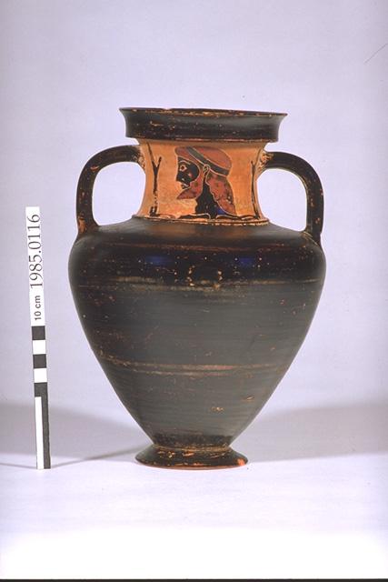 Neck amphora, c. 550 BCE
