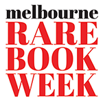 Melb Rare Book Week logo