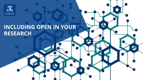 Image for Including Open in your Research (May)