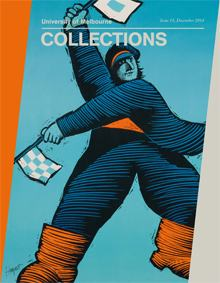 university of melbourne library thesis collection