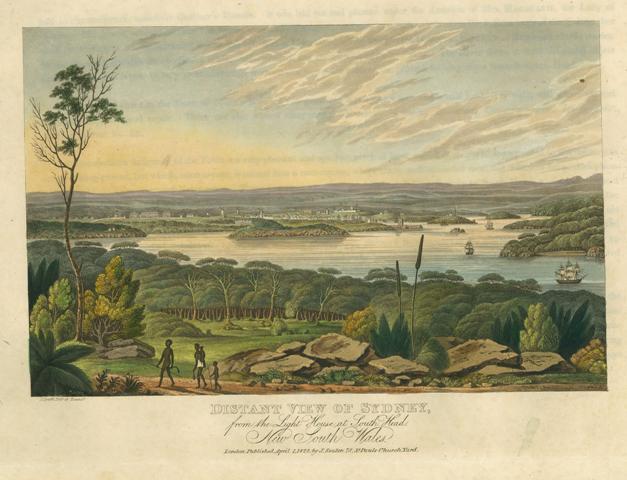Lycett view of Sydney