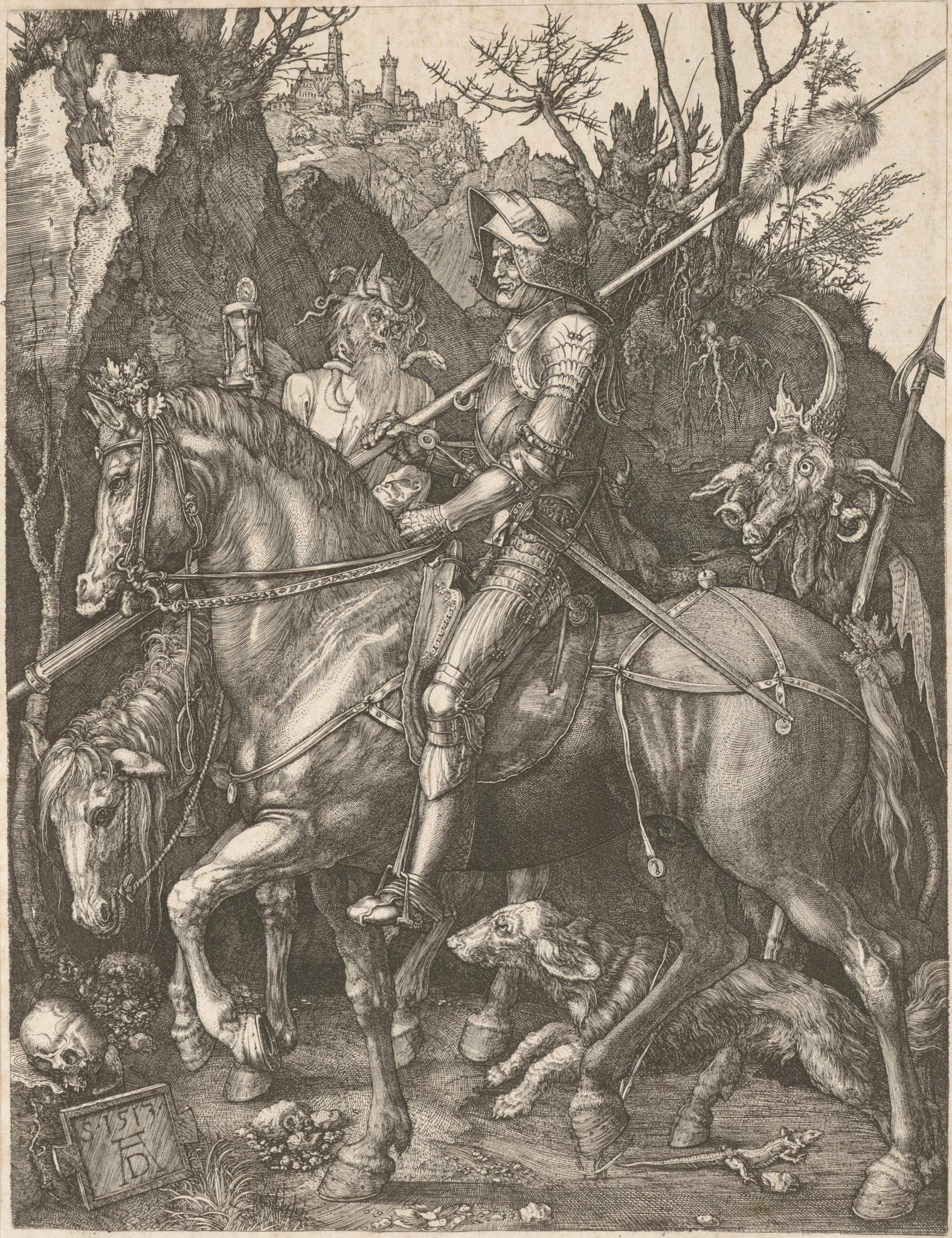 Knight, Death and the Devil, 1513