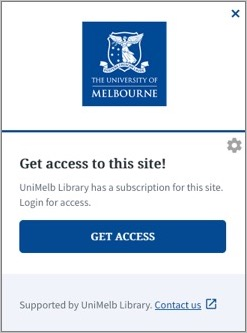 lean library screenshot
