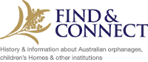 find and connect logo